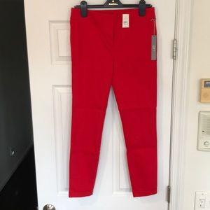 Loft Marissa Skinny Pants NWT
